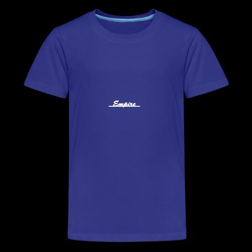 hoodie2 - Kids' Premium T-Shirt