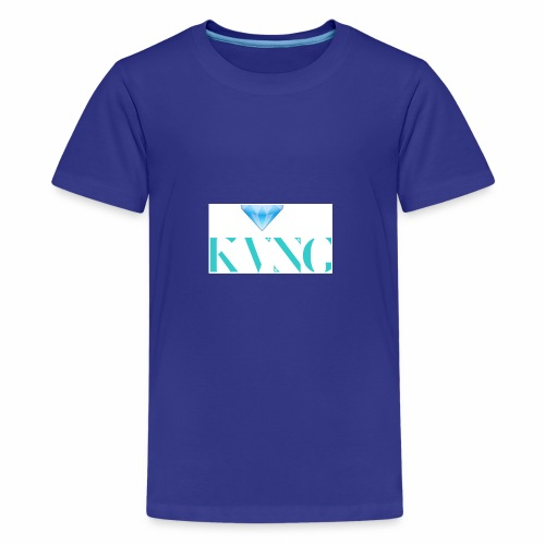 Kvng - Kids' Premium T-Shirt
