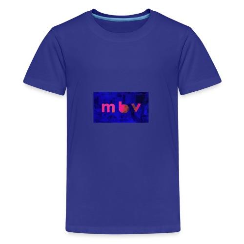 Matt Boarding Vlogs Official Logo - Kids' Premium T-Shirt