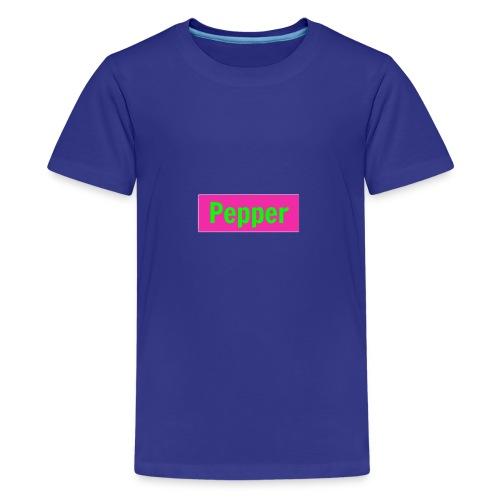 Pepper - Kids' Premium T-Shirt