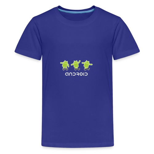 android logo T shirt - Kids' Premium T-Shirt