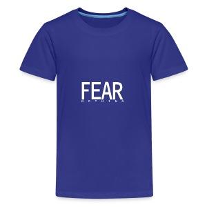 FEAR_NOTHING - Kids' Premium T-Shirt