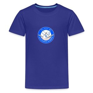 Successful Barber Seal - Kids' Premium T-Shirt