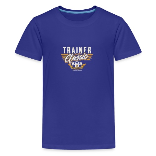Trainer - Kids' Premium T-Shirt