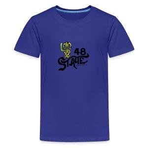 animal cartoon - Kids' Premium T-Shirt