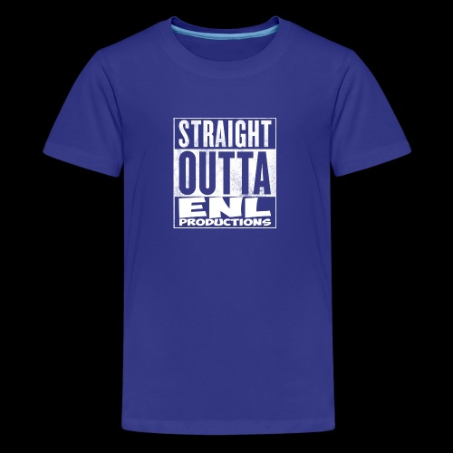 Straight Outta ENL Productions!! - Kids' Premium T-Shirt