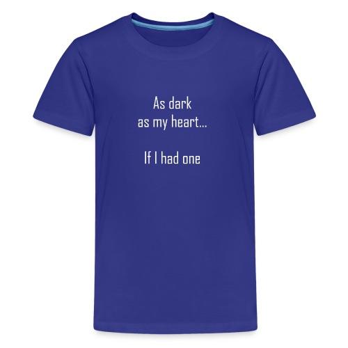 Anxiety Hoodie - Kids' Premium T-Shirt