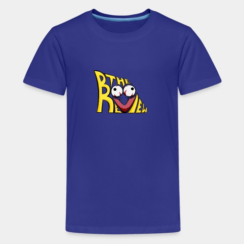 The Boo Review Icon - Kids' Premium T-Shirt