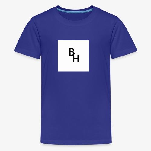 The BlazeHawk15 Logo - Kids' Premium T-Shirt