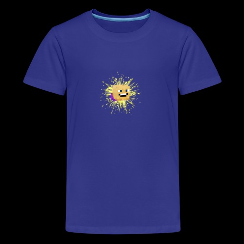 Potato_Smarts Logo - Kids' Premium T-Shirt