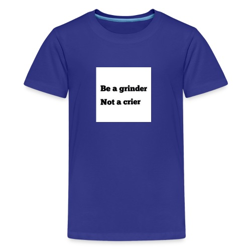 Grinder Line - Kids' Premium T-Shirt