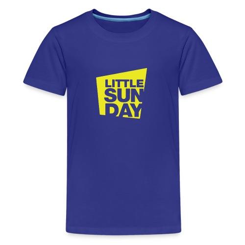 littleSUNDAY Official Logo - Kids' Premium T-Shirt