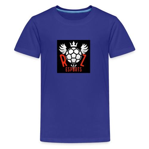 Rz Logo - Kids' Premium T-Shirt