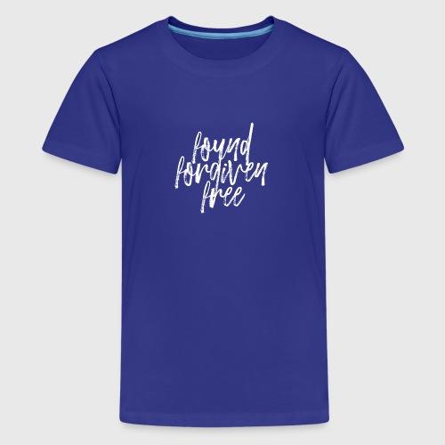 Found Forgiven Fee - Kids' Premium T-Shirt