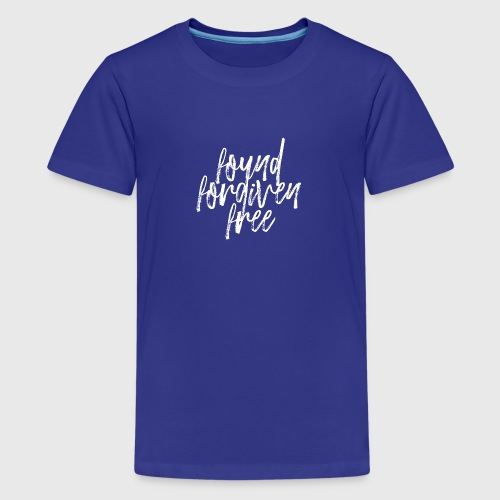 Found Forgiven Fee - Kids' Premium T-Shirt
