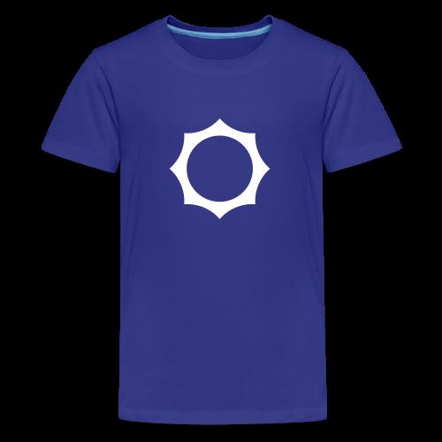 SOLAR ECLIPSE - TFGF SPACE - Kids' Premium T-Shirt