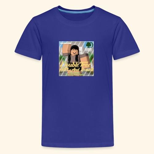 DoubleTrees Offical Logo - Kids' Premium T-Shirt