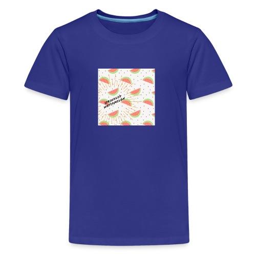 Sprinkled watermelone - Kids' Premium T-Shirt