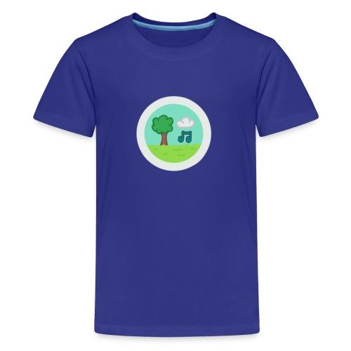 MelodyPark Server Logo - Kids' Premium T-Shirt