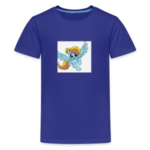 cherryfizz womens tee - Kids' Premium T-Shirt