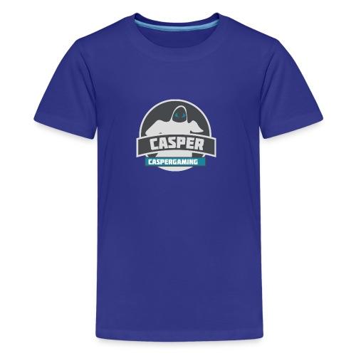 Caspergaming Logo - Kids' Premium T-Shirt