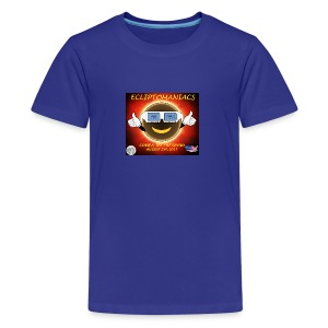 Ecliptomaniacs Eclipse Show - Kids' Premium T-Shirt
