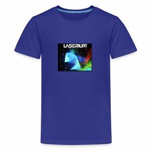 LASERIUM Laser spiral - Kids' Premium T-Shirt