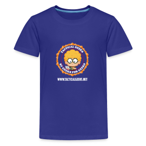 Tactical Geeks - Kids' Premium T-Shirt