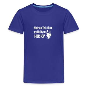Hair Husky - Kids' Premium T-Shirt