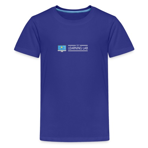 WP Learning Lab Logo - Kids' Premium T-Shirt