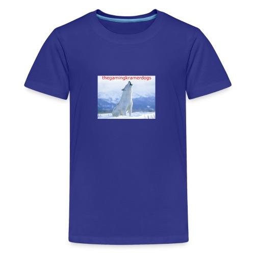 originail logo - Kids' Premium T-Shirt