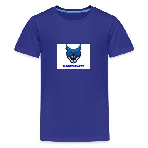 DisastrousTv MERCH - Kids' Premium T-Shirt