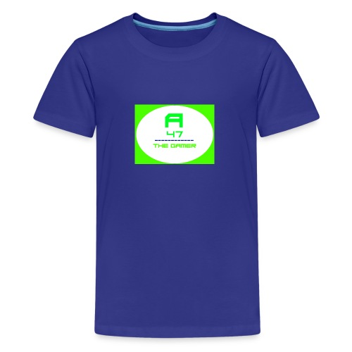Logo 4 - Kids' Premium T-Shirt