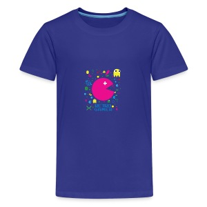 RETRO GAMER - Kids' Premium T-Shirt