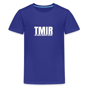 The Music Industry Report Starter Package - Kids' Premium T-Shirt