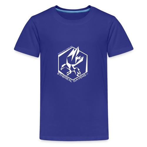 Kids - White - Kids' Premium T-Shirt