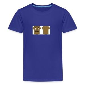Randy final2 - Kids' Premium T-Shirt