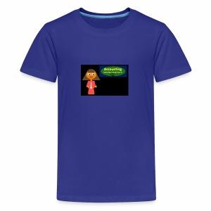 Accounting Instruction - Kids' Premium T-Shirt