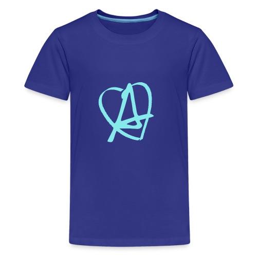 Love & Anarchy - Kids' Premium T-Shirt