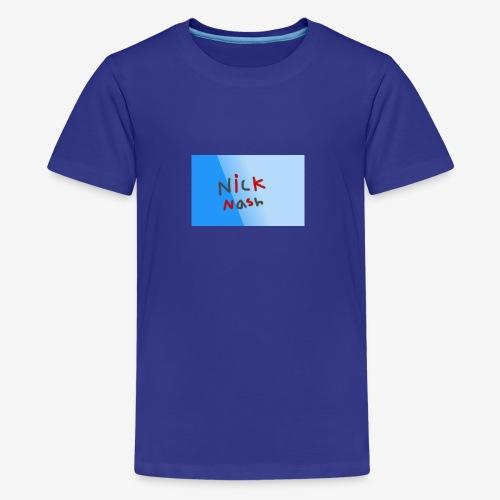 nicknashbrand - Kids' Premium T-Shirt