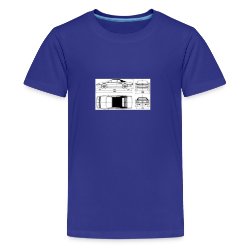 artists rendering - Kids' Premium T-Shirt