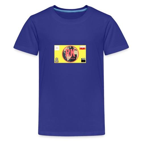 RK Logo - Kids' Premium T-Shirt
