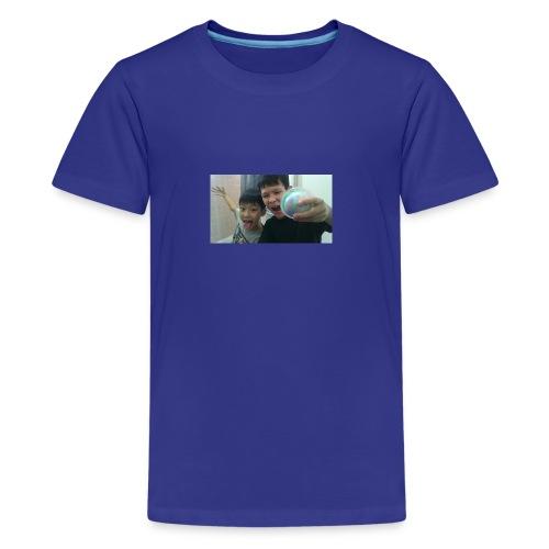 bath bomb - Kids' Premium T-Shirt