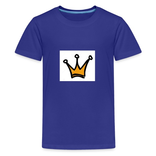 crown-1196222 - Kids' Premium T-Shirt