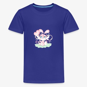 Cute lil bunny - Kids' Premium T-Shirt