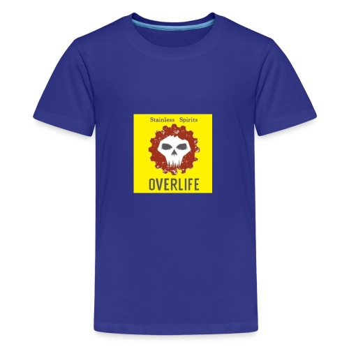 Stainless Spirits-Overlife Cup - Kids' Premium T-Shirt