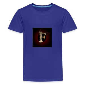 fofire gaming/entertainment - Kids' Premium T-Shirt