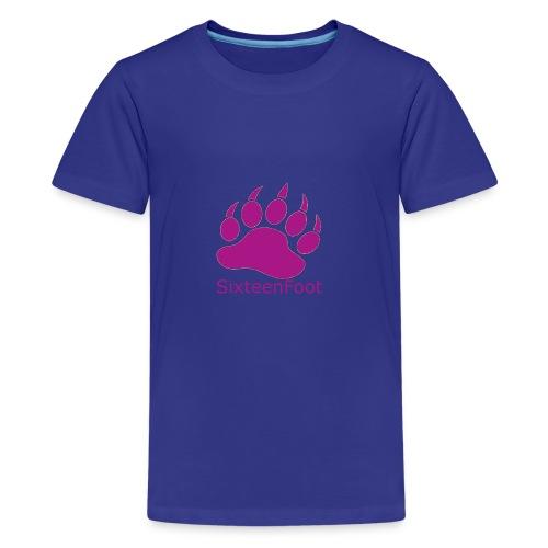 Purple_Logo - Kids' Premium T-Shirt