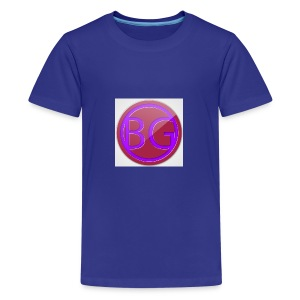 Brother Gaming 2016 logo apparel - Kids' Premium T-Shirt