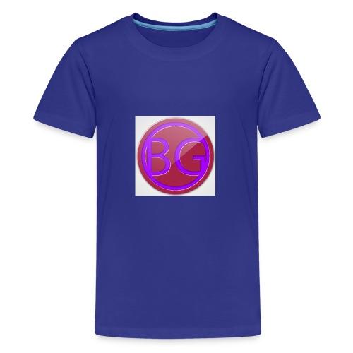 Brother Gaming 2016 logo apparel - Kids' Premium T-Shirt